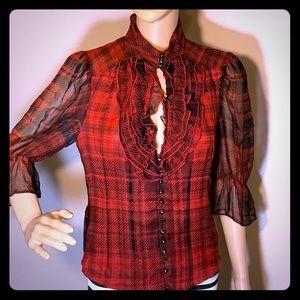 Bebe ladies size medium shirt